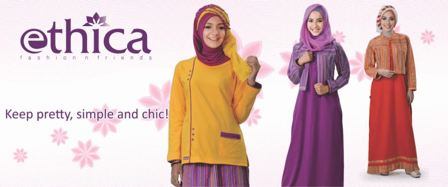 Baju Gamis Dewasa 2014 Hijab Nemo