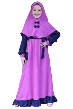Busana Muslim Anak Ethica Collection