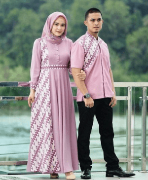 couple lebaran