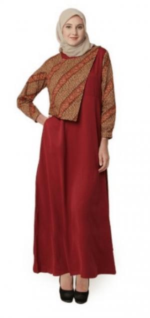gamis batik 2