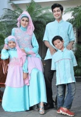 lebaran keluarga