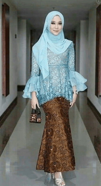 Tren Hijab Modern 2019 Ethica Collection