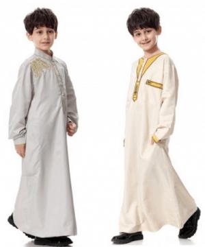baju muslim anak laki-laki