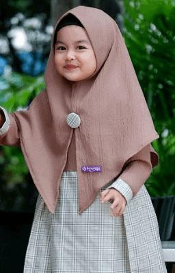baju muslim anak perempuan 1