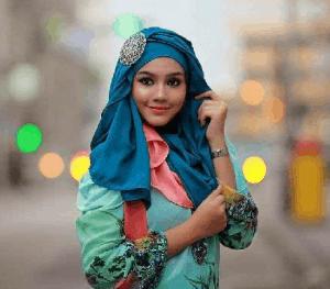 Hijab Layering