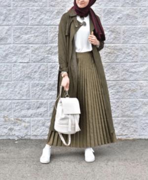 rok lipit dan hijab