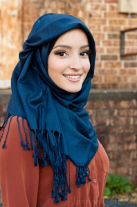 jilbab pashmina