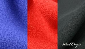 Crepe Wool