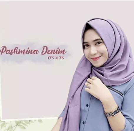 Jilbab Pashmina 2019 Ethica Collection