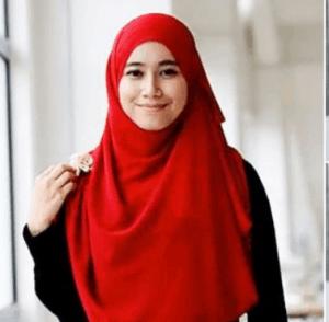 jilbab pashmina kaos