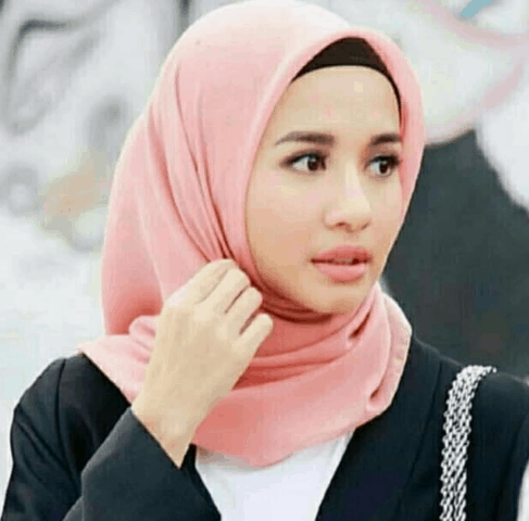 jilbab segi empat Hycon