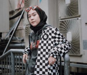 Trend Hijab Streetstyle