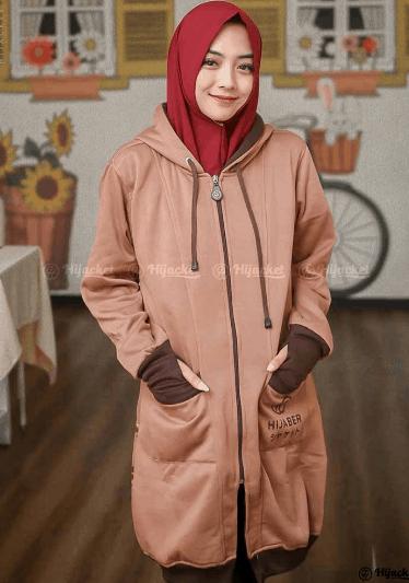 Gaya Hijab Simpel yang Mudah Ditiru