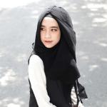 Gaya Jilbab Sederhana Untuk Gadis Usia Sekolah
