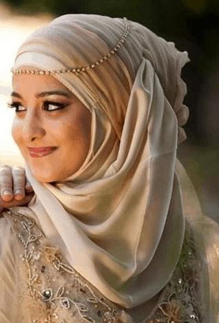 Gaya Jilbab Arab 2019