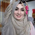 Gaya Jilbab Terbaru dengan Pakaian Lebaran Hari ini untuk Muslimah