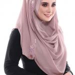 4 Model Hijab Instan Terbaru