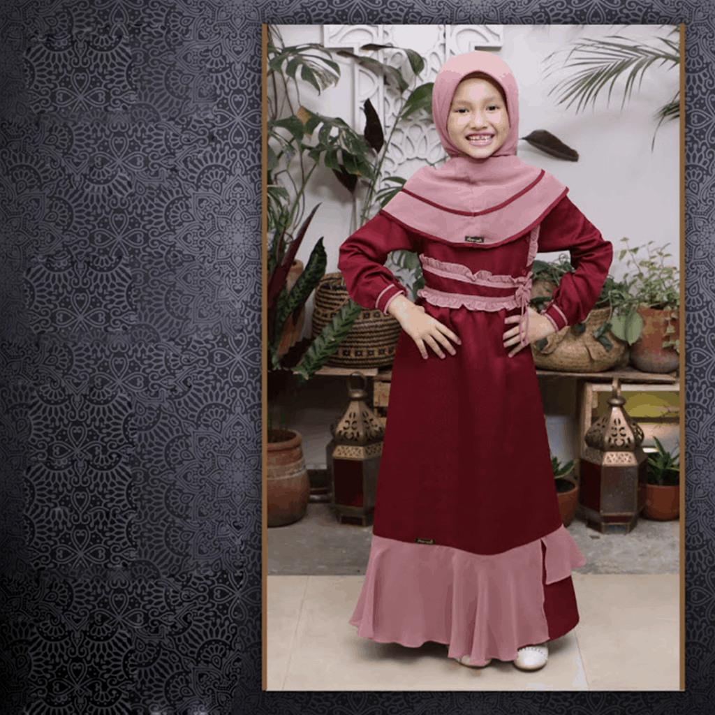 Busana Muslim Anak Ethica – Ethica Collection