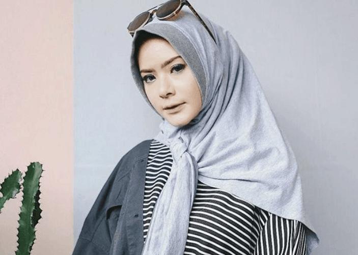 Aktif dan Stylish dengan Memakai Hijab Instan