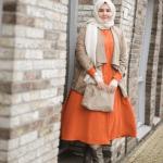 Tips Pintar Memilih Busana Muslim Untuk Wanita Gemuk