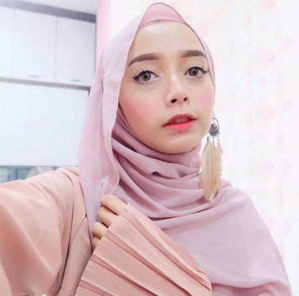 bahan jilbab pashmina terbaik